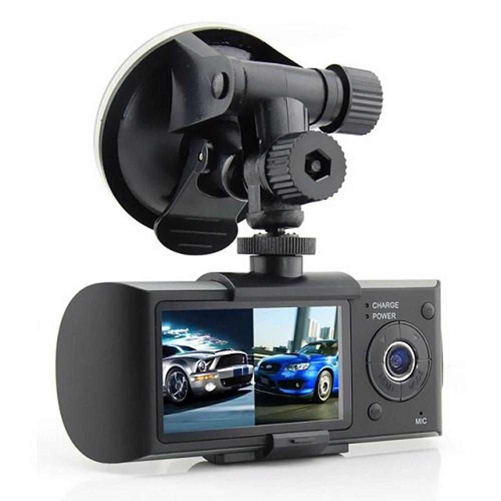กล้องติดรถ บันทึกวีดีโอ คุณภาพสูง R300 ราคาถูก