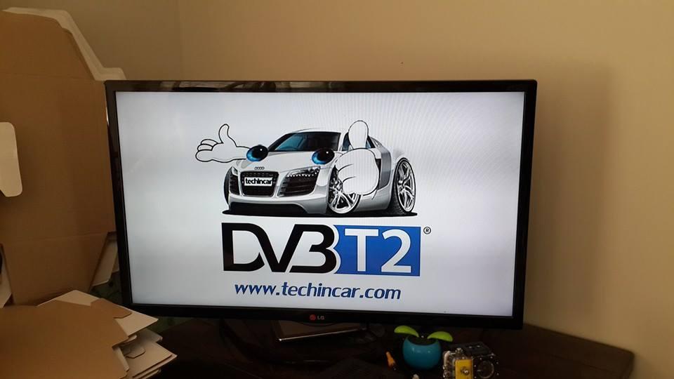Digital TV Techincar thailand
