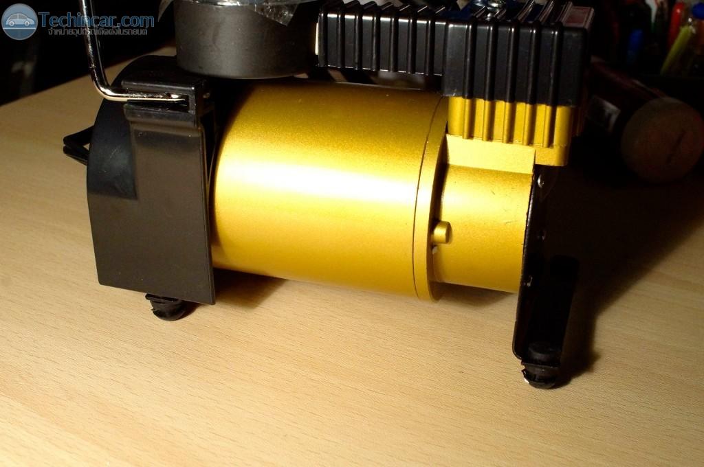 ปั้มลม12V ติดรถยนต์ Airpump for car by techincar 8