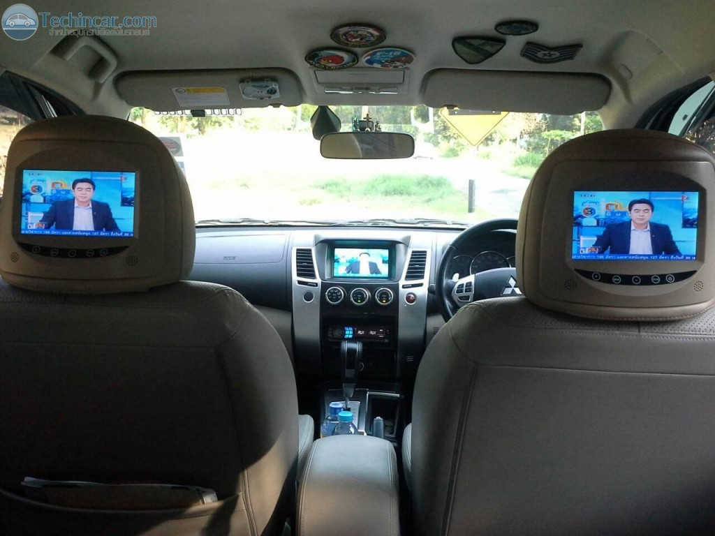 Digital TV pajero