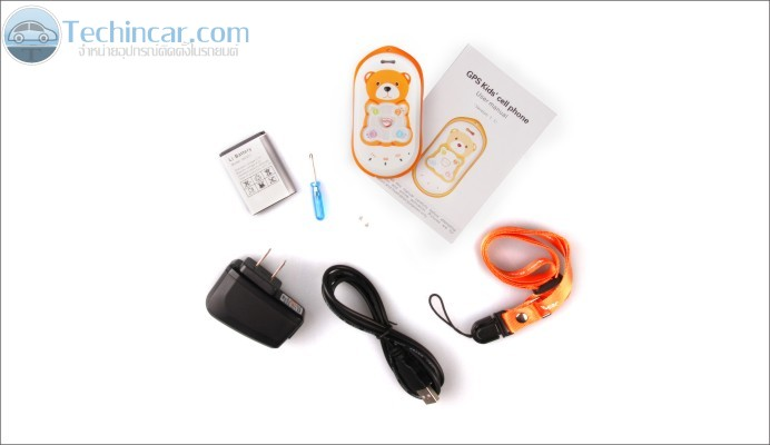 GPS Tracking GK301 002