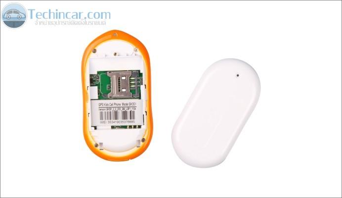 GPS Tracking GK301 004