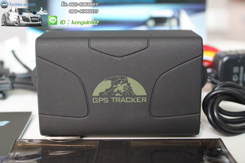 GPS Tracking GPSติดตามรถ TK104 ราคาถูก รุ่นใหม่ล่าสุด