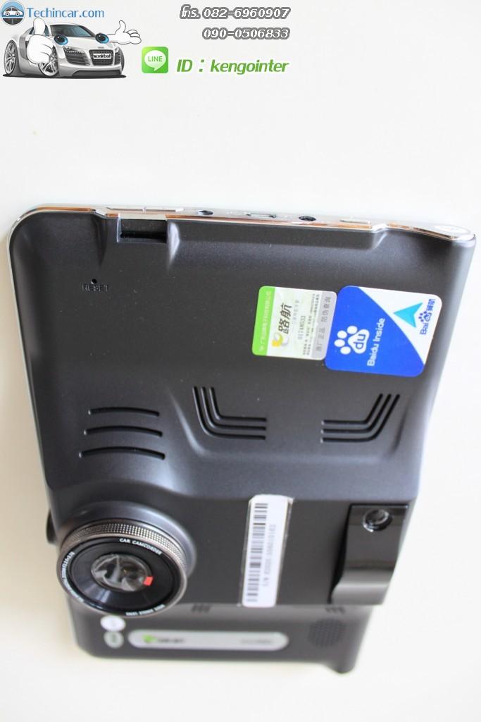 GPS Navi Android + DVR cam + AV + Rear view camera 2015-2016 by techincar