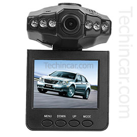 Car DVR 198 Car Vehicle Mini HD DVR 2.4 inch LCD 270 Viewing Angle Cycle Recording Night Vision Q2001A-in Car DVRs  Form Techincar.com