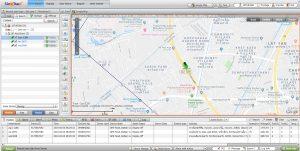 ติดตามแบบเรียลไทม์ ตำแหน่งแม่นยำ GPSติดตามรถ