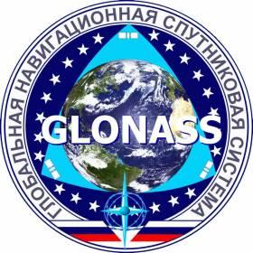 GPS GLONASS logo