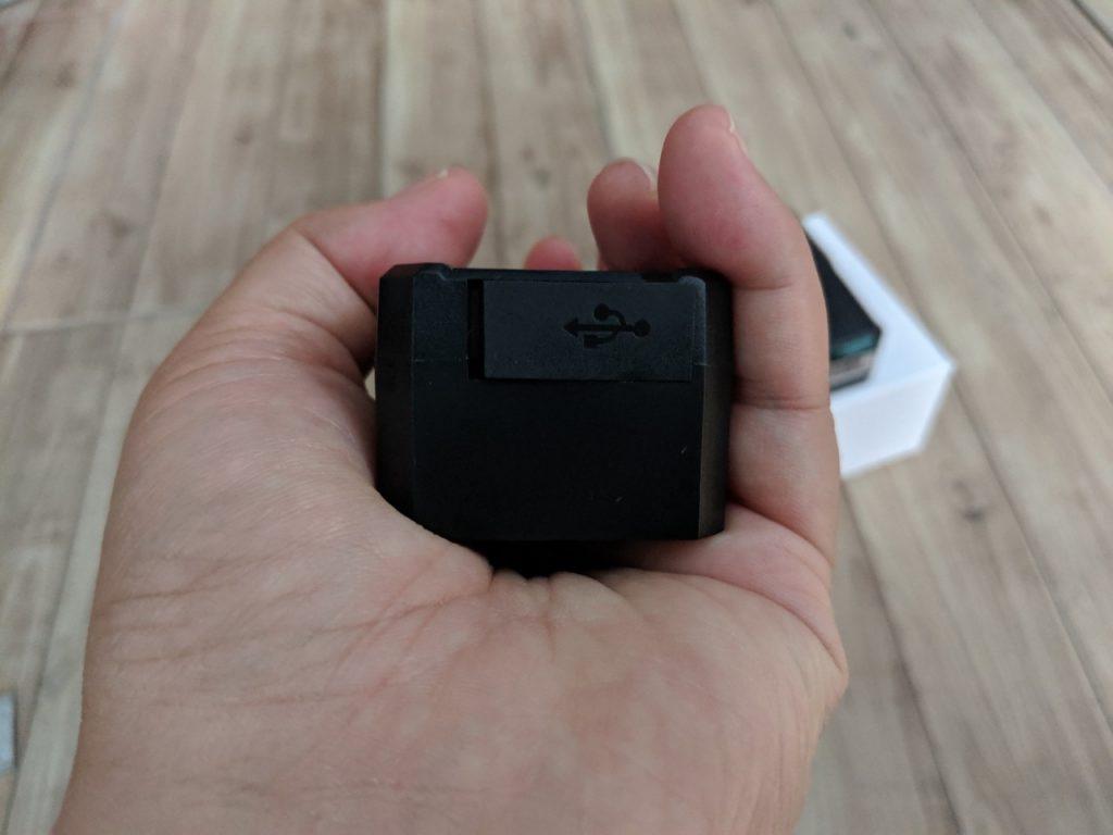 GPS one 7400 mah จีพีเอสติดตามดักฟัง