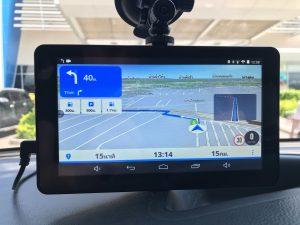 GPSนำทาง GT1000 Edog