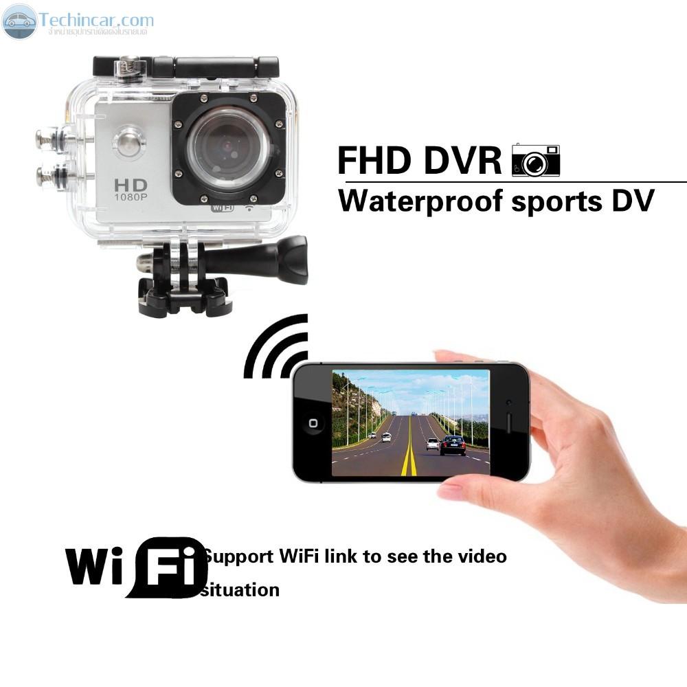 กล้องแอคชั่น SJ4000+Wifi ขาย ราคาส่ง