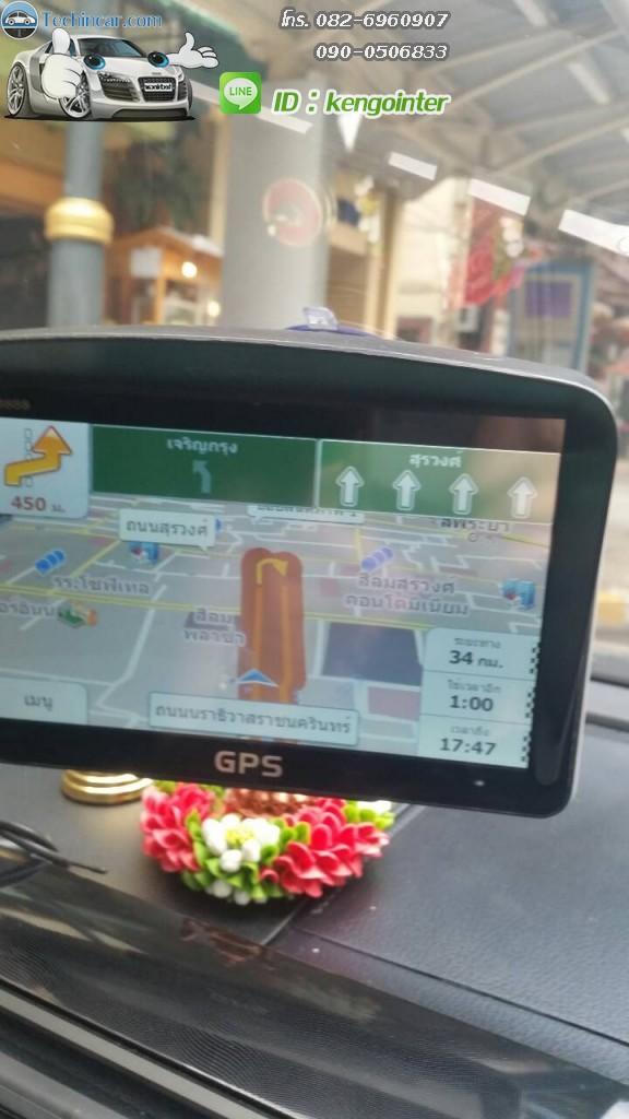 หมวกบังแสง GPS 7 นิ้ว