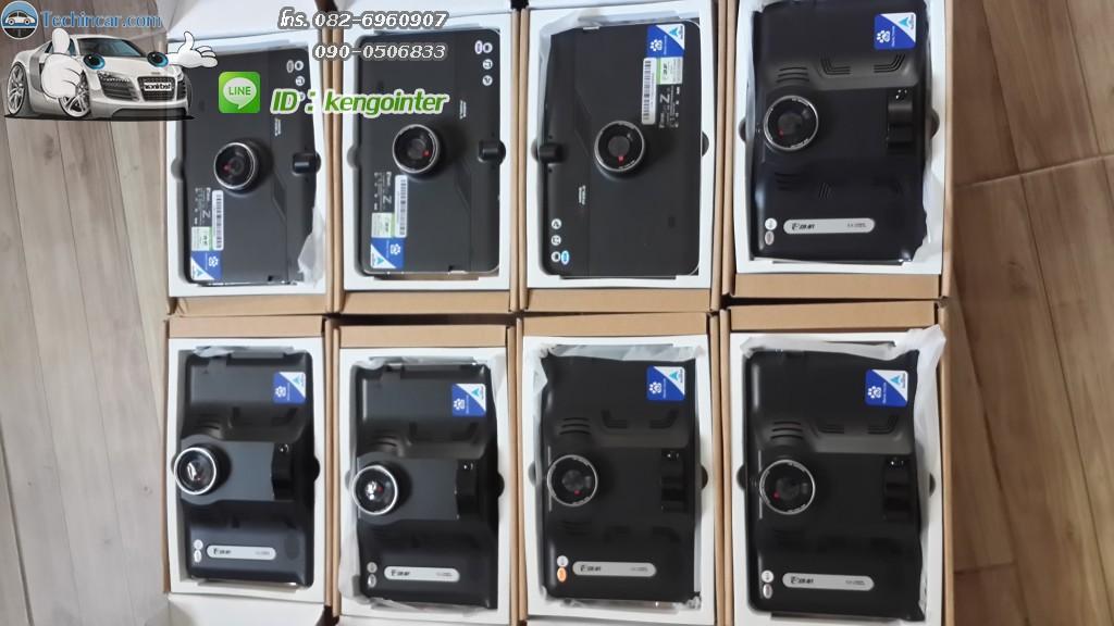 GPS Android GT999 E20 เรดาห์ กล้องติดรถ