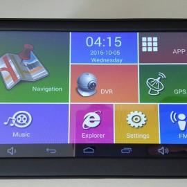 GPSนำทาง มีกล้องหน้า ราคาถูก รุ่น M515 (MX18) Techincar