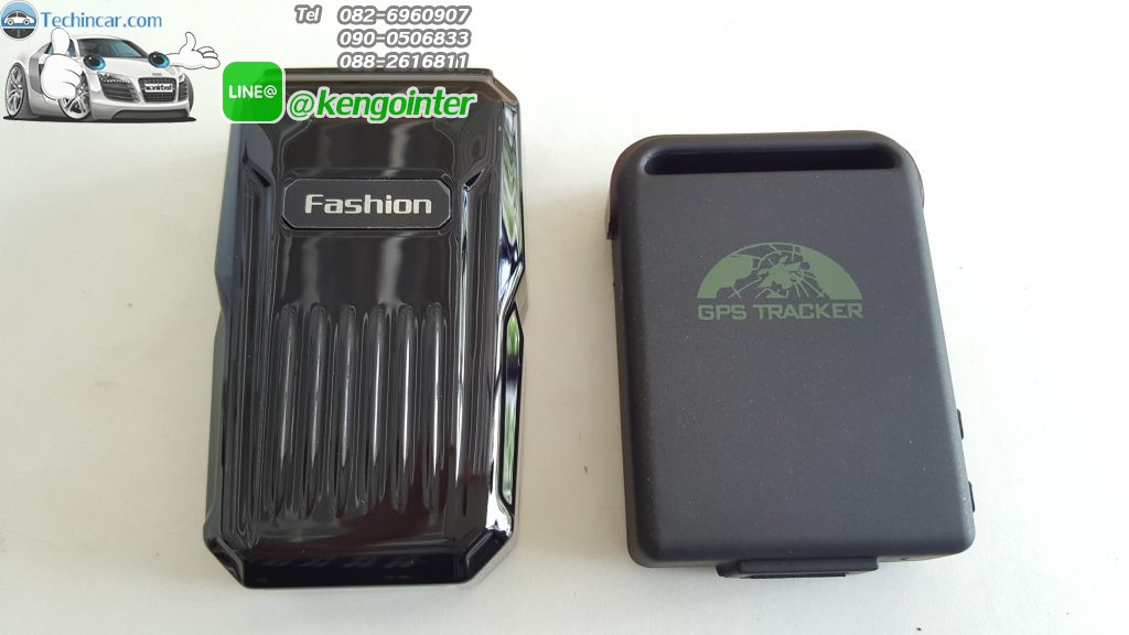 GPS Tracker ONE By GPS Techincar