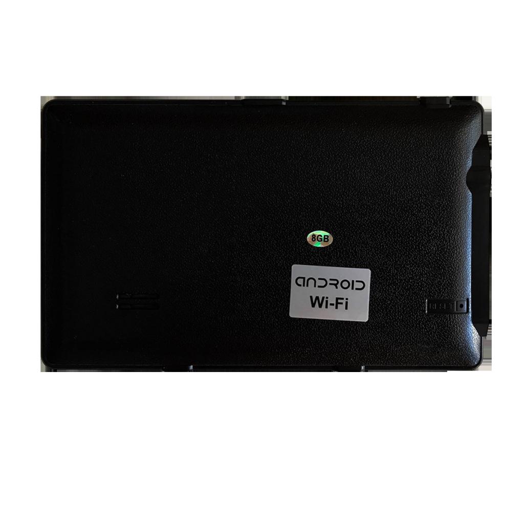 จอแอนดรอยติดรถยนต์ 7 นิ้ว (รุ่น M515 7.0 ) CPU QuardCore Wifi AV-IN Bluetooth + หน่วยความจำภายใน 8 GB 512RAM พร้อมระบบนำทาง