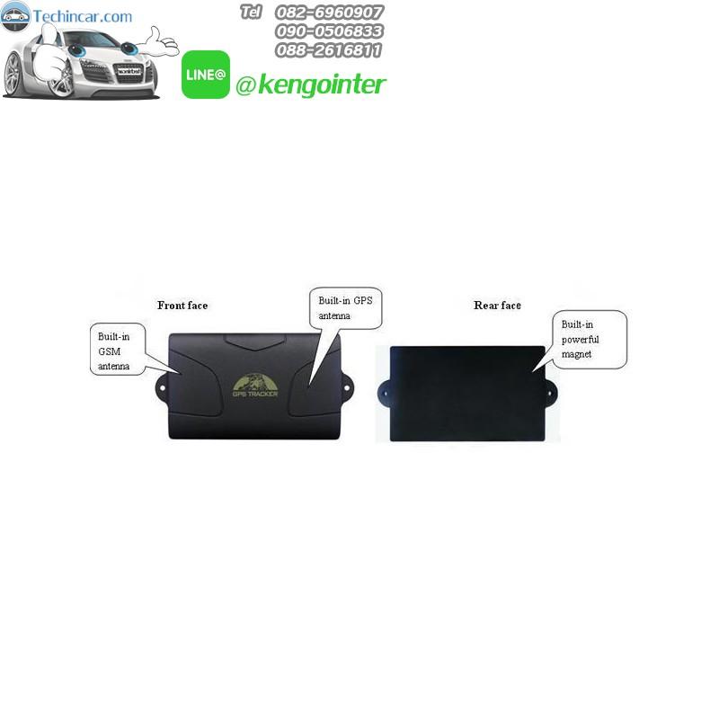 GPSติดตามรถ TK104 GPSTracker Online by Techincar.com