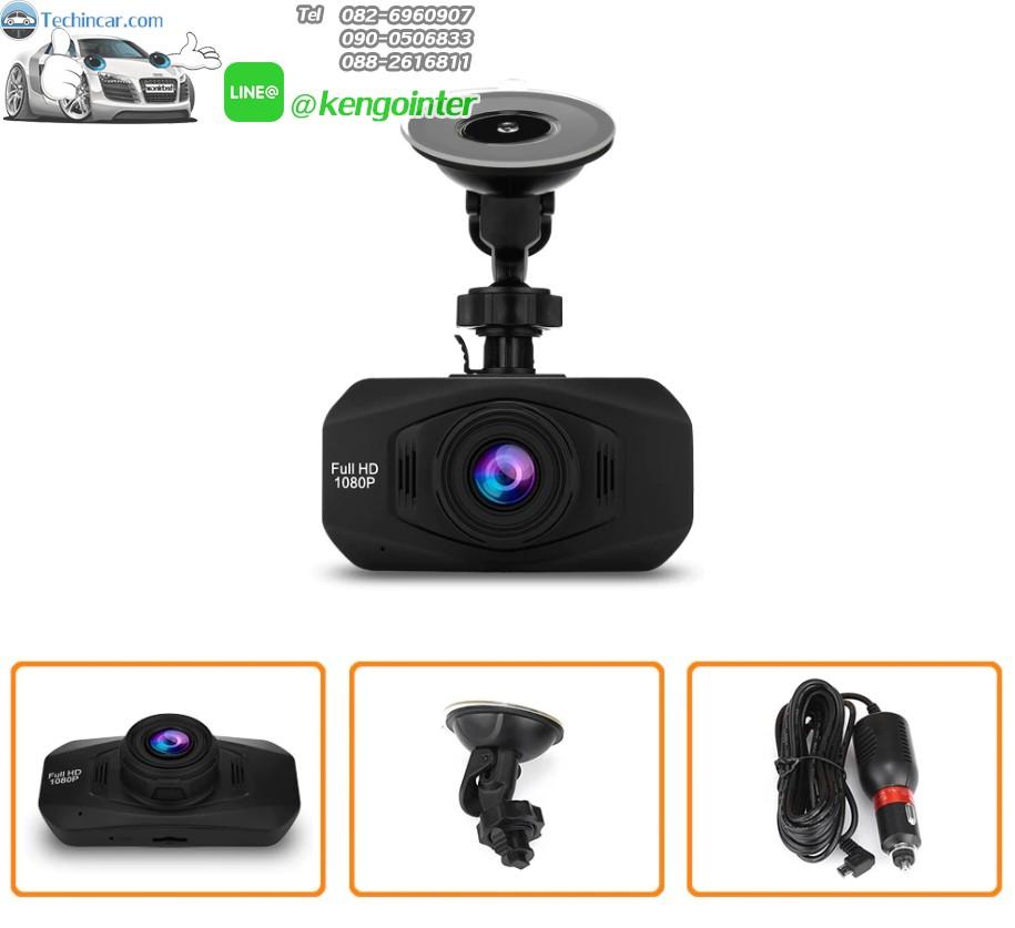 ใหม่ 2019 กล้องติดรถยนต์ R800 ชิพ Novatek 96658 FULL HD 1080P ขนาดเล็กกระทัดรัด มี WDR ชัดทั้งกลางวันและกลางคืน WIFI ต่อกับมือถือได้ทันที