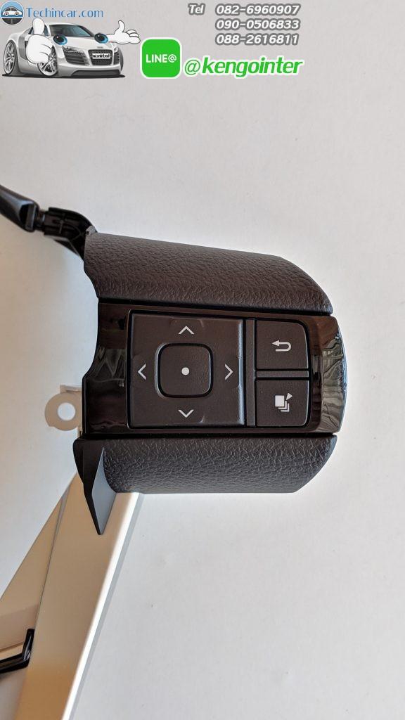 ปุ่ม Control พวงมาลัย Toyota New Fortuner และ Revo LineID : @kengointer
